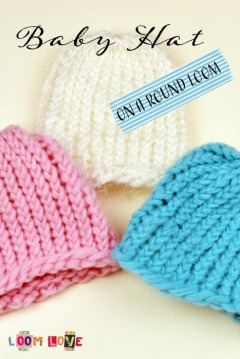 baby hats knitted