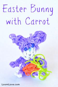 bunny rainbow loom