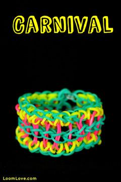 carnival rainbow loom