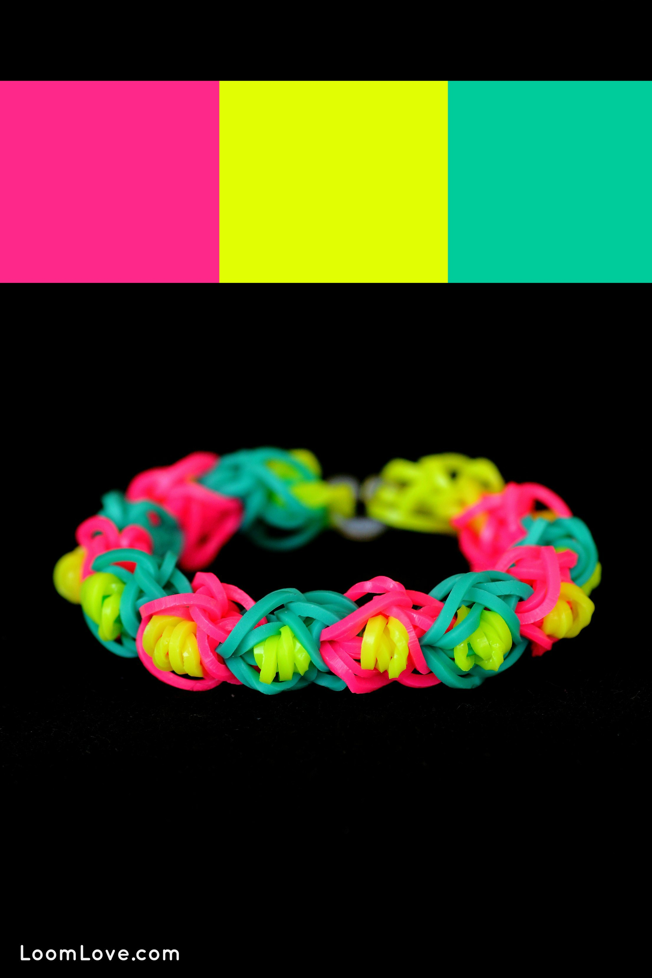 Rainbow Loom Color Ideas 3