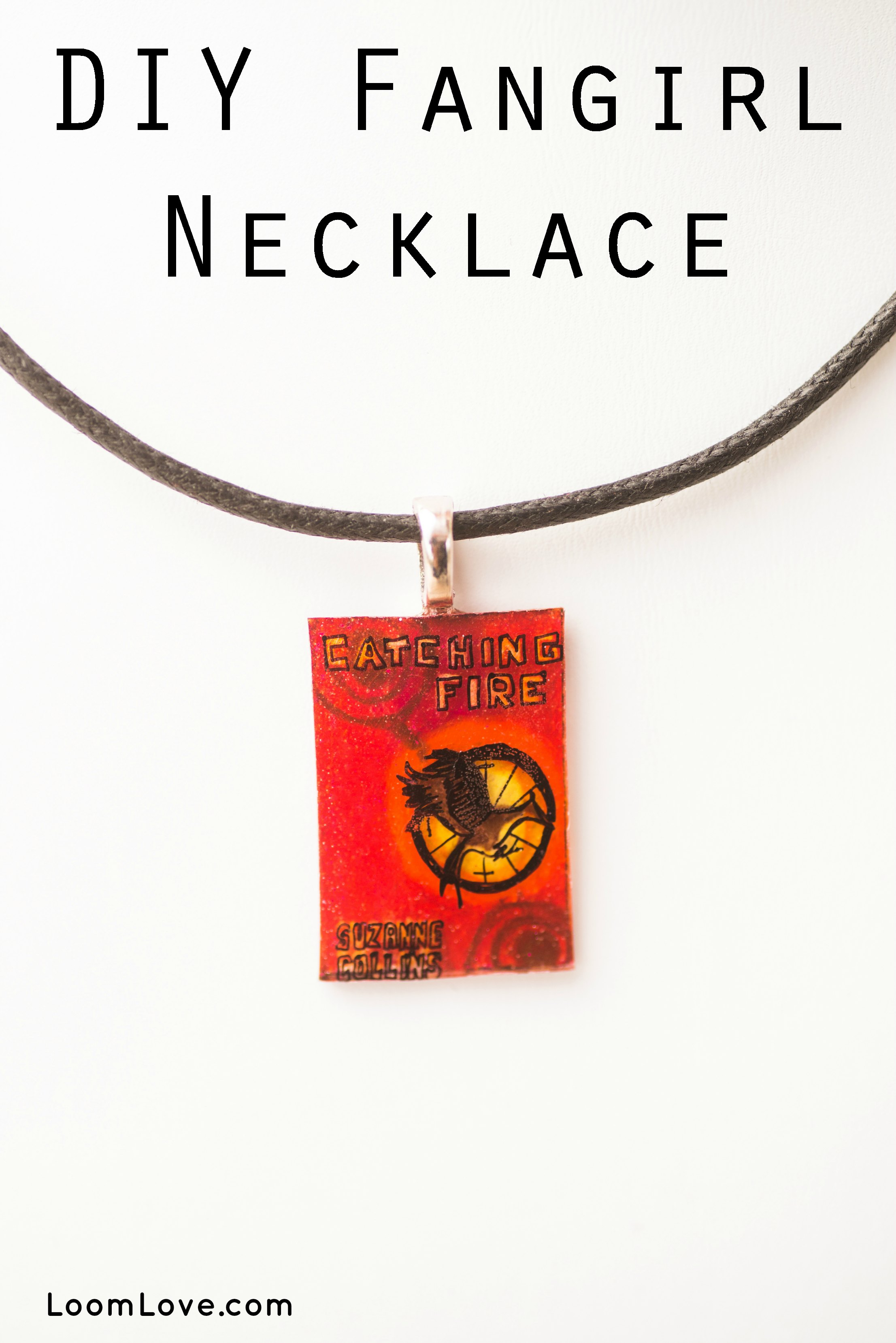 How to Make a Fangirl Necklace