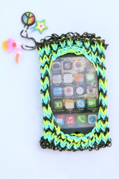 rainbow loom iphone