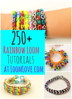 loom love tutorials