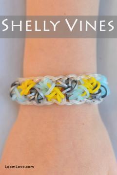 shelly vines rainbow loom