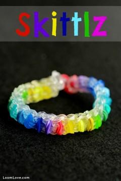 skittles-rainbow-loom