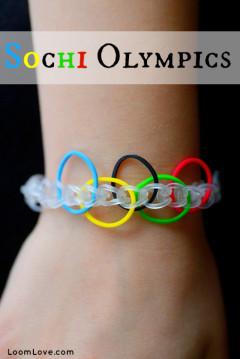 sochi olympics bracelet