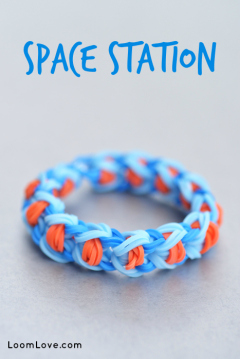 space station rainbow loom