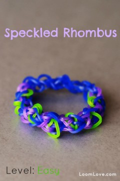speckled rhombus