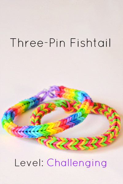 How To Make A Three Pin Fishtail
