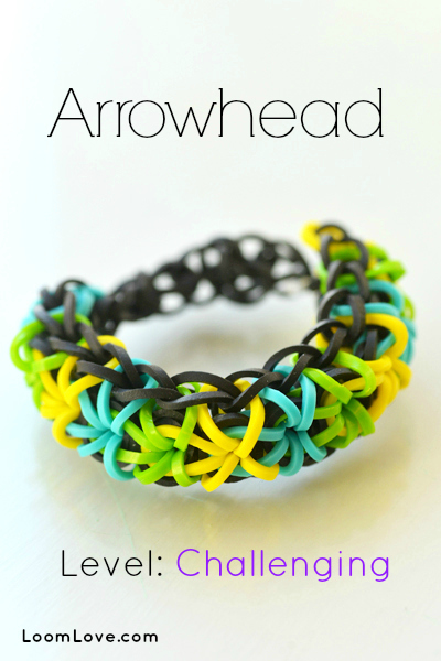 How To Make An Arrowhead Bracelet
