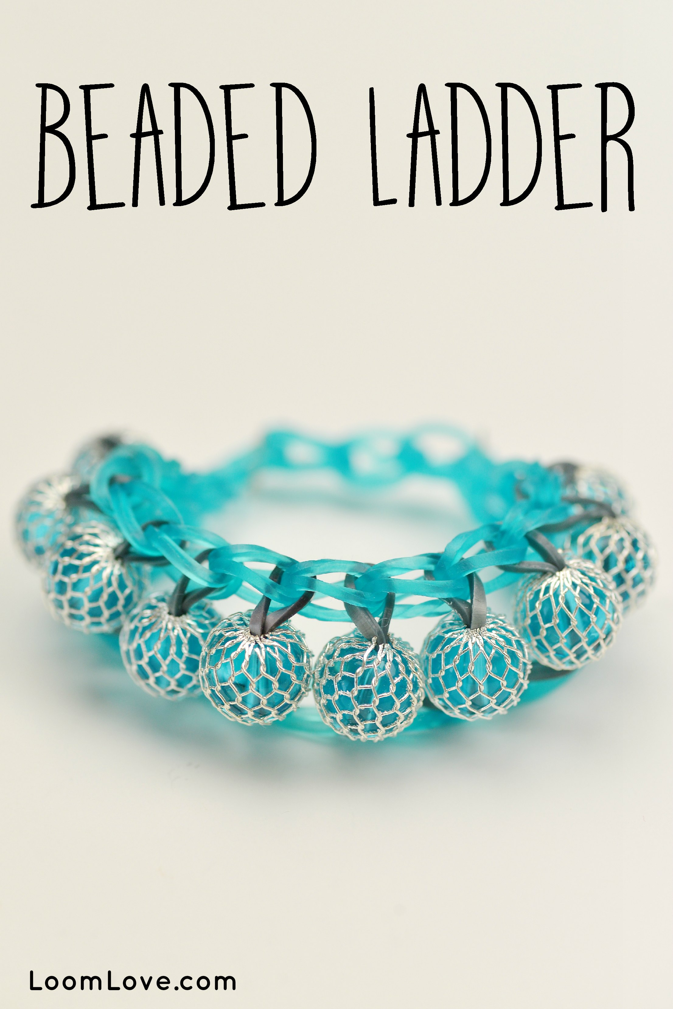 How To Make A Rainbow Loom Beaded Ladder Bracelet