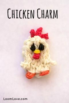 chicken charm