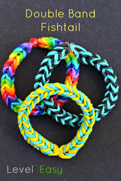 How to make a Double Band Fishtail