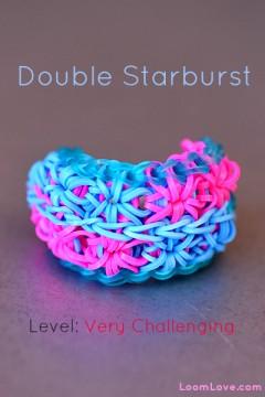 double starburst rainbow