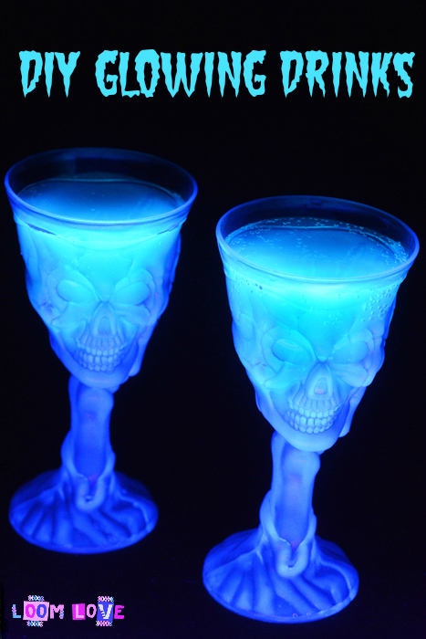 How To Make Glowing Water At Home