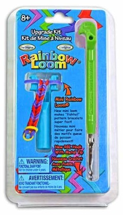 metal rainbow loom hook