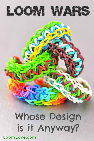 Loom Wars Whose Design Is It Anyway