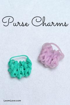 purses rainbow loom