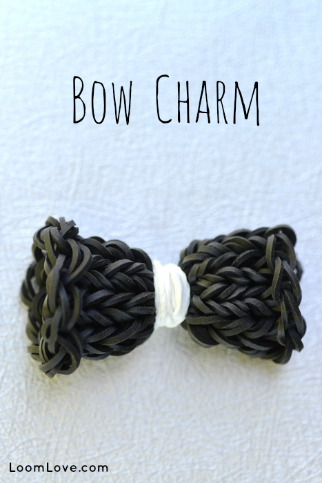 How To Make A Bow Charm On The Monster Tail