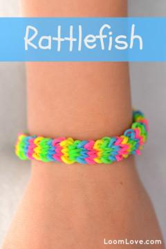 rattlefish rainbow loom