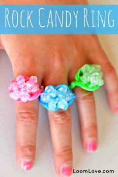 rock candy ring
