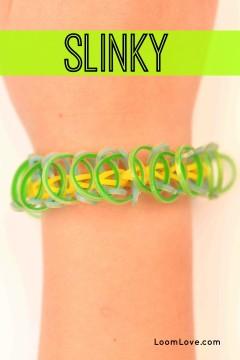 slinky bracelet