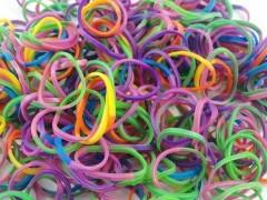 tye dye loom bands